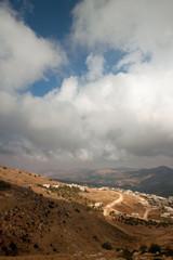 Paesaggio di Montagna in Giordania