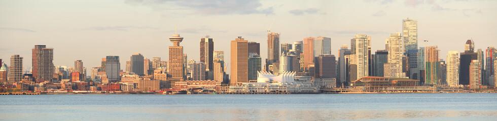 Vancouver Panorama Fototapete
