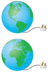 Climate control, power consumption, powering the world