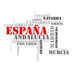 Comunidades Autonomas de España