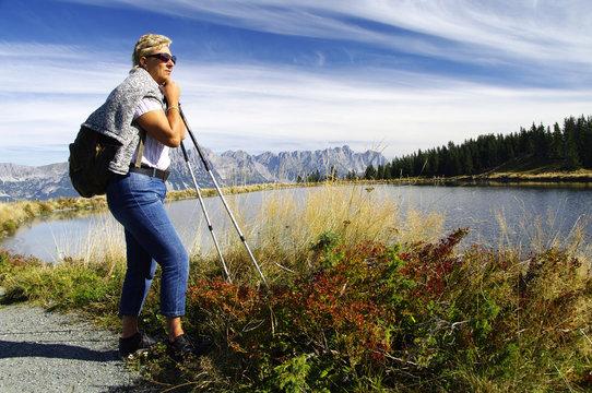 Im Einklang mit der Natur - Wilder Kaiser-Tanzbodensee