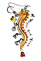 dragon-a
