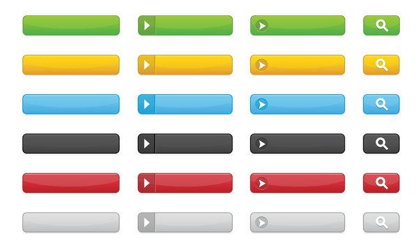 Gloss Buttons