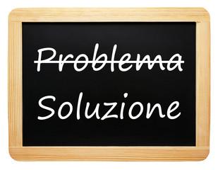 Problema - Soluzione