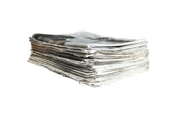 Tri sélectif : journaux à recycler