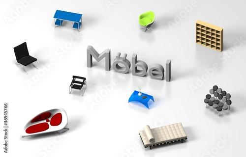 miniatur m bel stockfotos und lizenzfreie bilder auf bild 36545766. Black Bedroom Furniture Sets. Home Design Ideas