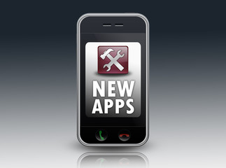 "Smartphone ""New Apps"""