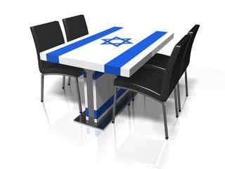TAVOLO ISRAELE