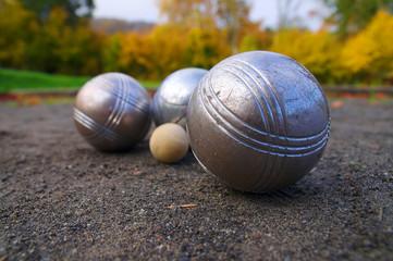Petanque, jeu de boules, france sports game