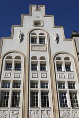 Staffelgiebelhaus in Münster