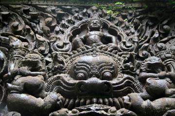 Stone demon