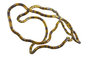 flexible metal chain