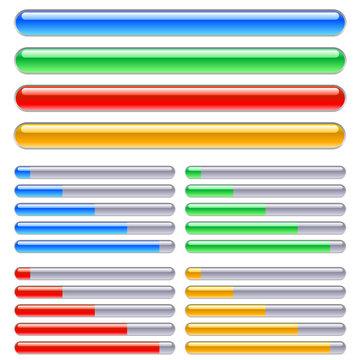 Loading progress bars