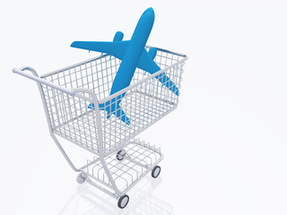 Airtravel Shopping