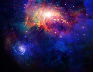 Acrylic Prints Universe Space