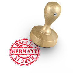 Made in Germany - Stempel