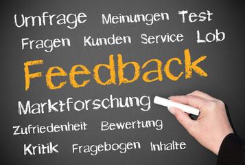 Feedback - Umfrage - Meinungen