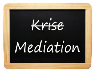 Krise und Mediation