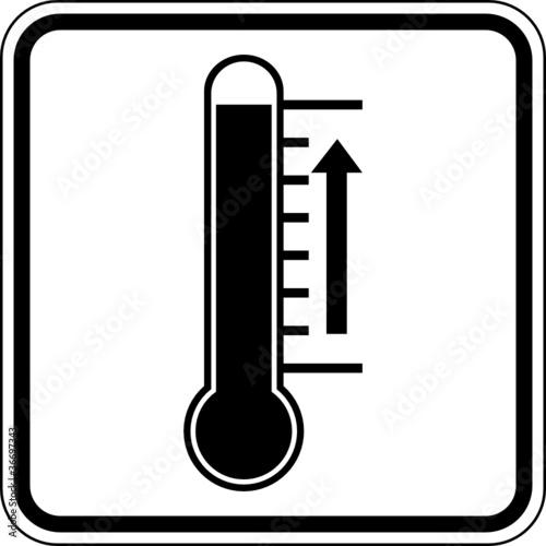 Hohe Temperatur Einnistung