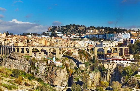 Constantine city, Algeria