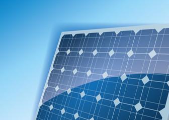 Solarzellen Modul Muster 3