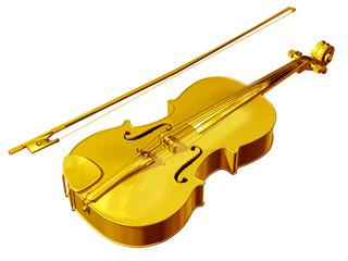 goldene Violin, Symbol für Qualität in klassischer Musik