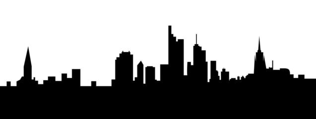 Frankrfurt skyline