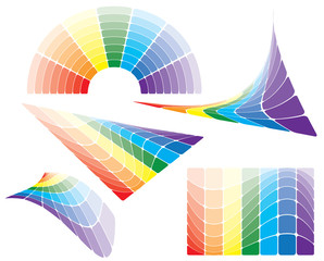 colorful elements for design - vector