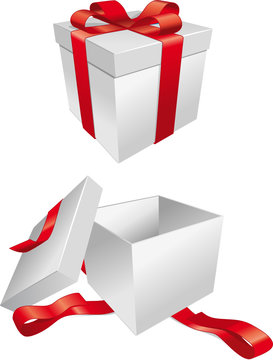 Cadeau Ouvert et Fermé