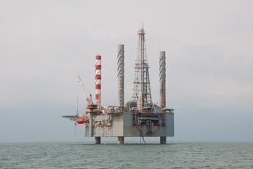 Jackup Drilling Unit
