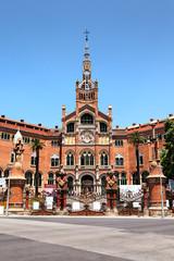 Hospital de Santa Creu i Sant Pau, Barcelona
