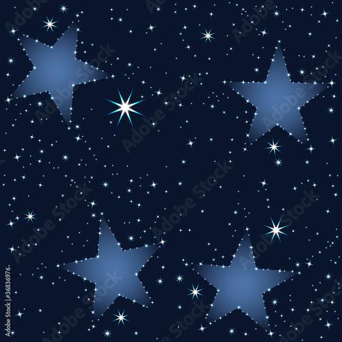 sternenhimmel gute nacht muster schlafenszeit rotierbar stockfotos und lizenzfreie. Black Bedroom Furniture Sets. Home Design Ideas