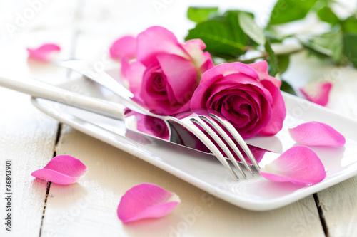romantisches essen stockfotos und lizenzfreie bilder auf bild 36843901. Black Bedroom Furniture Sets. Home Design Ideas
