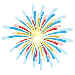 Feuerwerk vector