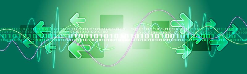 tecnologia, codice, mondo