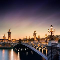Wall Mural - Pont Alexandre III, Paris