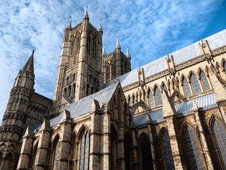 Lincoln Cathedral Fotomurales