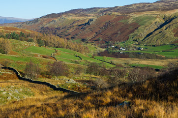 Watendlath valley