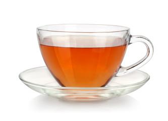 Recess Fitting Tea Glass cup of tea