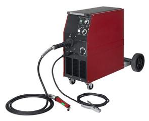 red welding apparatus
