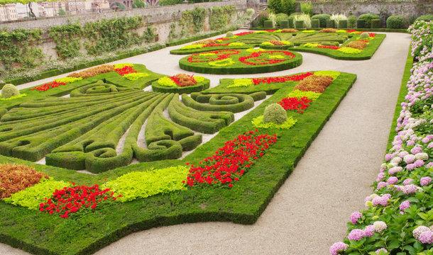 Jardins du musée Toulouse Lautrec, Albi