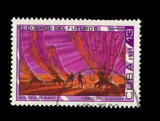 CUBA, A.Sokolov A.Lednov EL Cosmos Del Futuroll,  circa 1975