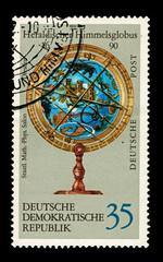 Germany, Heraldischen Himmelsgobus, circa 1969