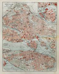 Stockholm old map