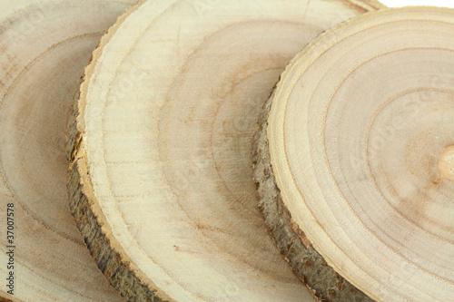 rondelles bois photo libre de droits sur la banque d 39 images image 37007578. Black Bedroom Furniture Sets. Home Design Ideas