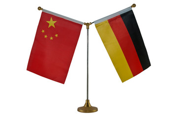 China - Deutschland