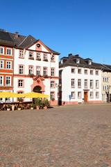 Domplatz in Wetzlar, Deutschland