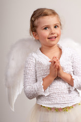 Cute little Angel