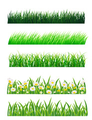 Grass collection