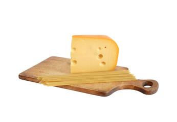 Cheese And Spaghetti